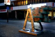 perfomance transformers und skulptur