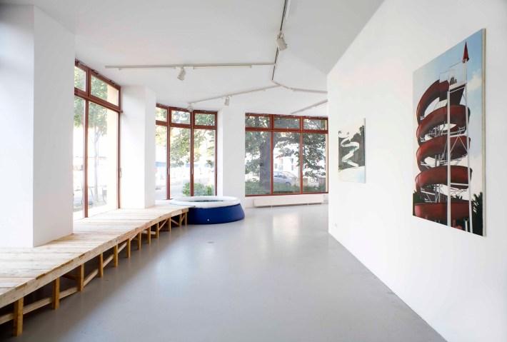 art contemporary installations