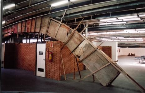 centro cultural são paulo instalação thiago bortolozzo