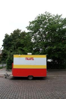 Anhänger Falafel, 2011