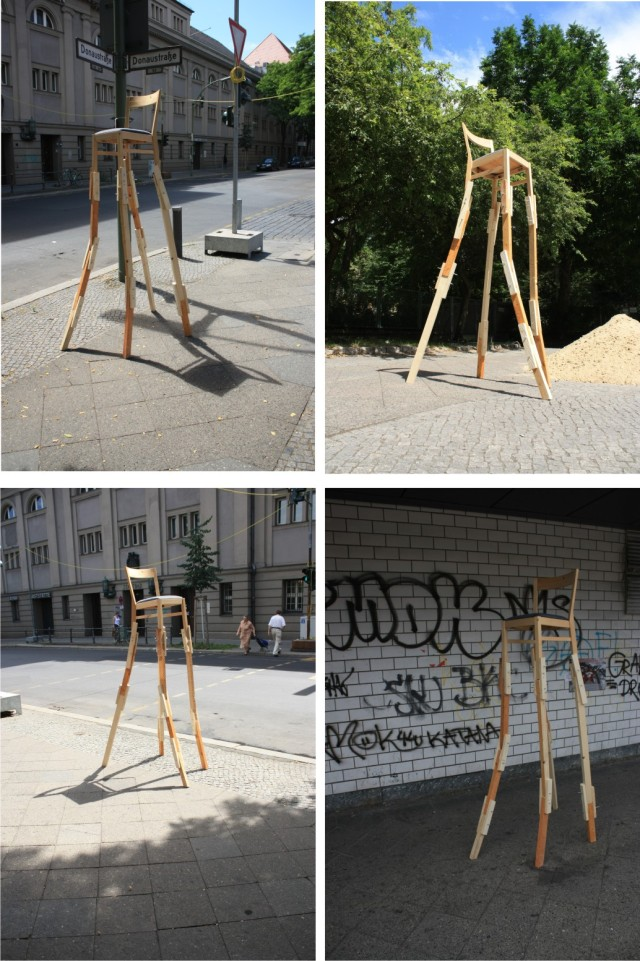 installation in berlin