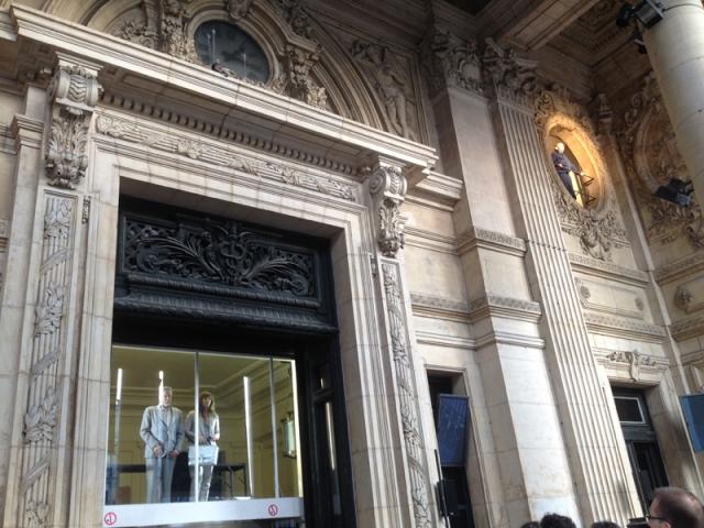 teatro na bolsa de valores bruxelas