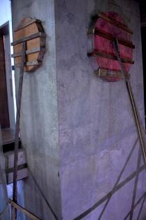 instalação casa de vidro