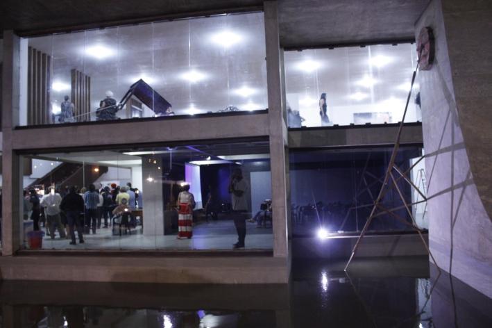 instalação artística museu da cidade campinas